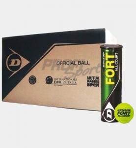 Dunlop Fort All Courtkarton - Teniszlabda
